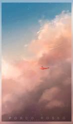 Flying by Gokupo101