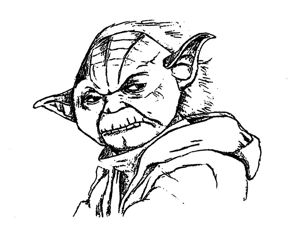 How To Draw Yoda Images