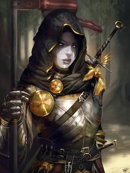 Dread Knight of the Seraphim