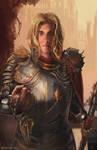 Oathbreaker Paladin [Commission]