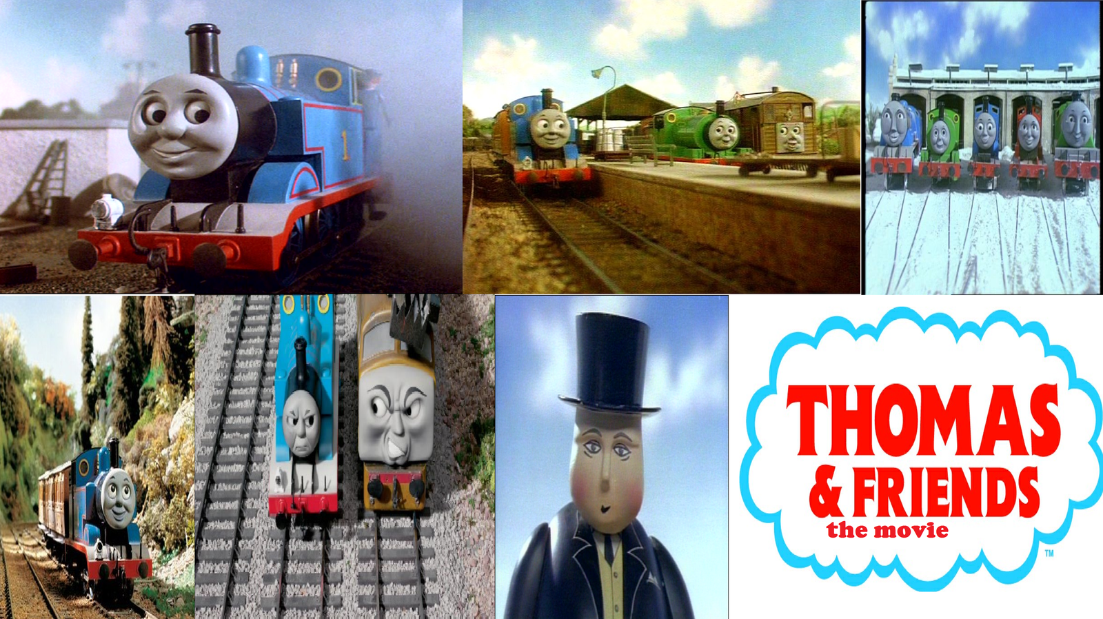 Thesodorengines Thomas The Tank Engine Movie By