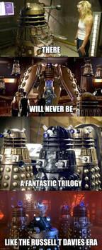 the Dalek trilogy