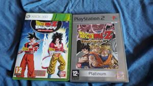 Dragon Ball Z Budokai trilogy