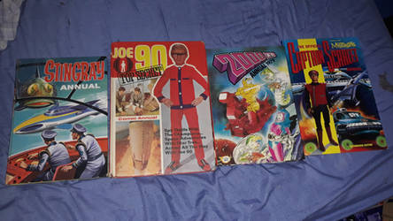 some of the oldest annuals I own