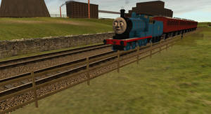 Claim before the storm(sodor fallout)