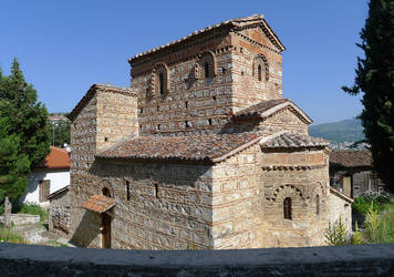 Ay. Stefanos Church, Kastoria (2) by bobswin