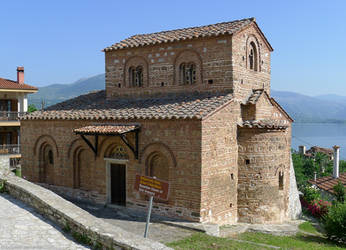 Ay. Anargyroi Church, Kastoria by bobswin