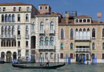 Narrow House on Grand Canal by bobswin