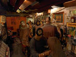 The Beanery, Amsterdam by bobswin
