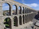 The Aqueduct at Segovia