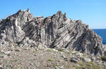 Rock Formation Southern Crete by bobswin