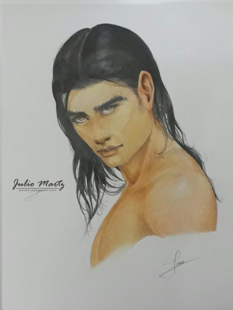 Balam Portrait by JCM30
