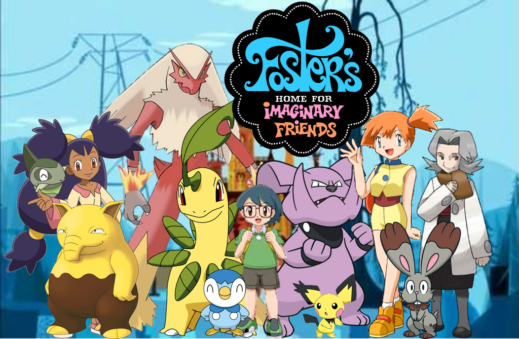 Foster's Home For Imaginary Friends By AdvanceArcy On