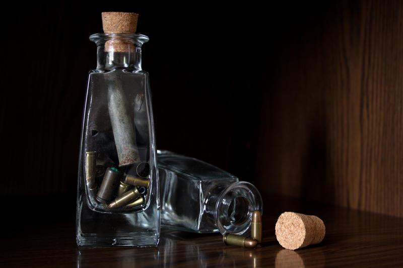 Bottle of War by NAkos