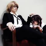Togami and Fukawa