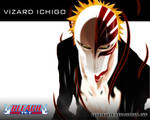 Vizard Ichigo Wallpaper