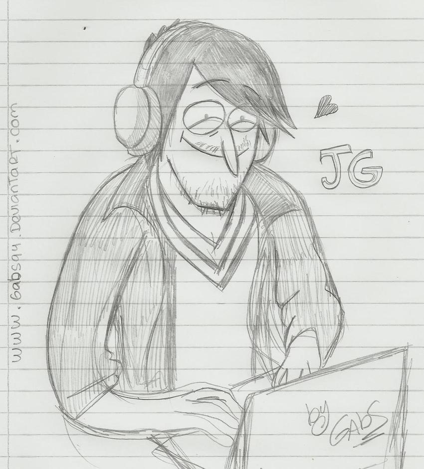 JG Quintel by gabs94