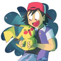 Pokemon by gabs94