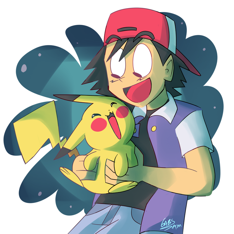 Pokemon by gabs94