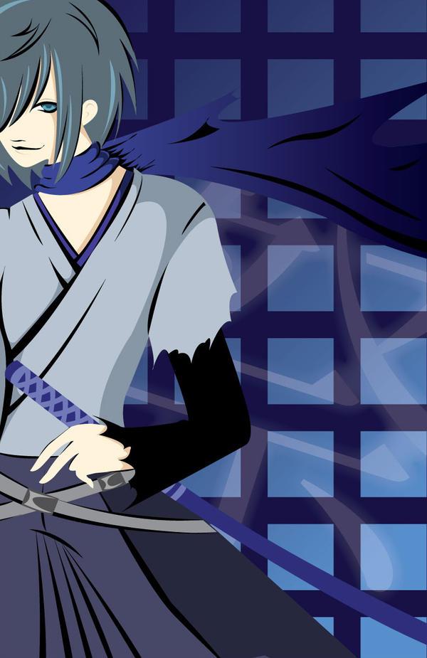 Blue Betrayal by saltedeffey