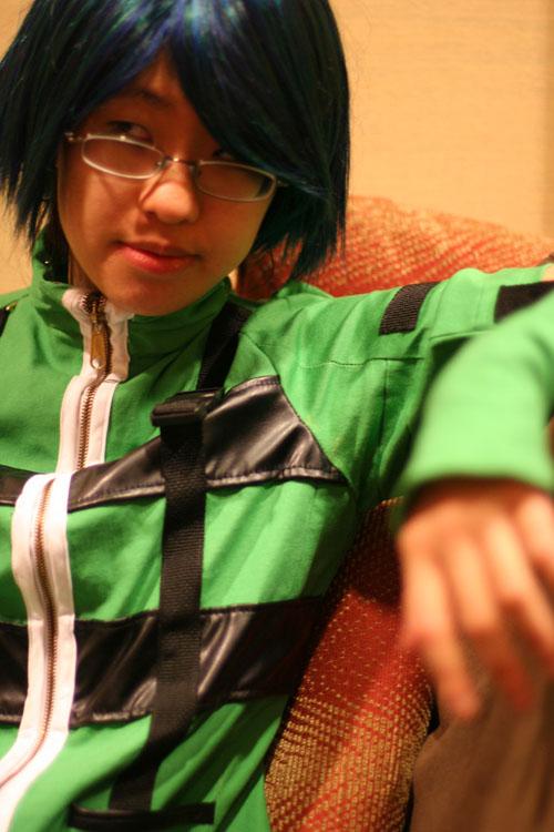 Jin Shirato 3 - Persona 3 by saltedeffey