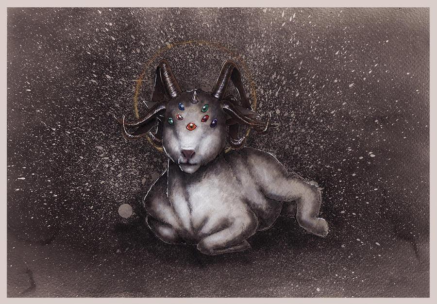 Lamb of God by Deskari