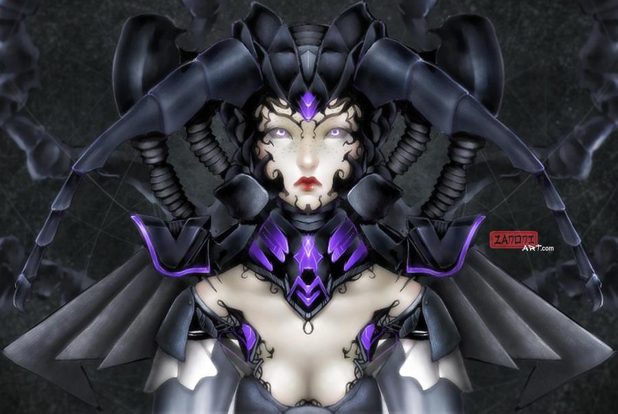 Alchemy Servant by Deskari