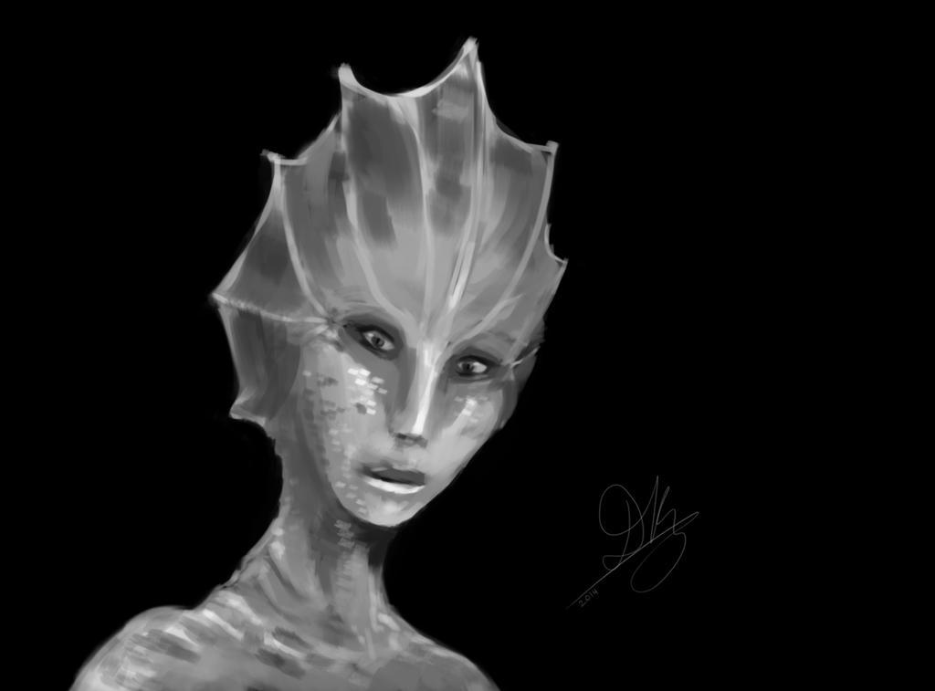 Mermaid2 by Dkaz