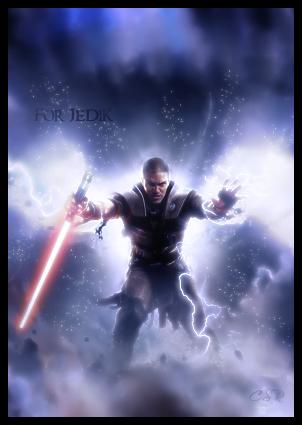 Star Wars for JeDiK by CaesarDP