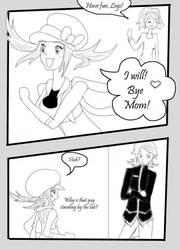 Legs Adventures Page 2 by MarrilandComics