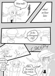 Legs Adventures Page 4 by MarrilandComics