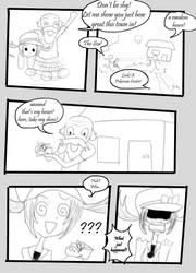 Legs Adventures Page 5 by MarrilandComics