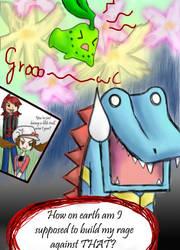 Legs Adventures Page 13 by MarrilandComics