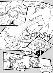 Legs Adventures Page 14 by MarrilandComics