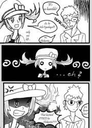 Legs Adventures Page 16 by MarrilandComics