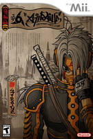 Ninjabodo, it is Mii by ajiraiya
