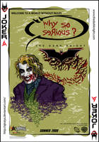 The Joker by ajiraiya