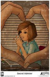 Secret Admirer by ajiraiya