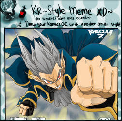 CR Style Meme - BRAgon Ball Z by ajiraiya