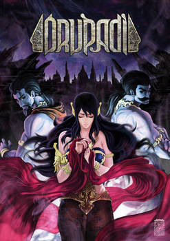 Drupadi - cover
