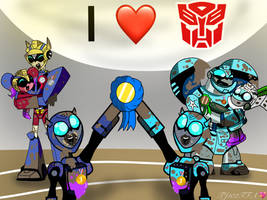 TFA:NG The autobot sport