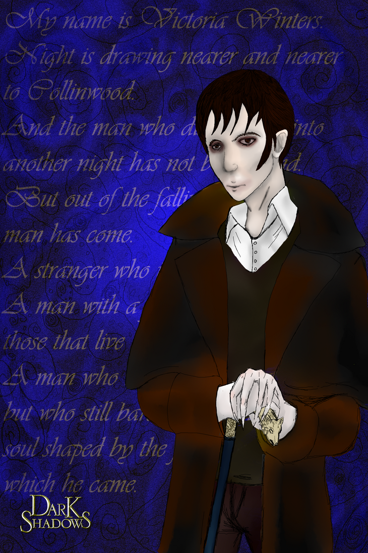 Dark Shadows Contest entry by Paingiver