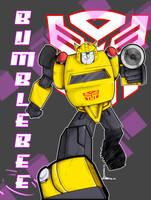 Bumblebee by SHADOWPRIME
