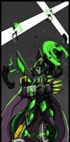 Commander Techron by SHADOWPRIME