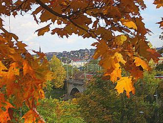 At Autumn by NinimEigren