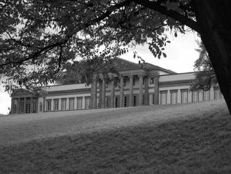 The Castle-Schloss Rosenstein by NinimEigren