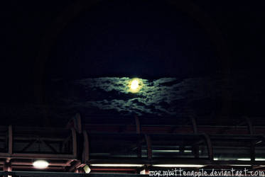 la lune by wormbittenapple