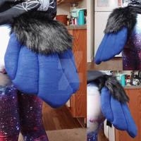Facebook: Lander Bird Tail Commission
