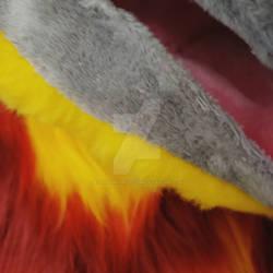 Head Commission Teaser: Bird Beak