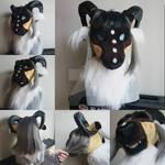 Personal Suit: Matroda 3.0 Head (Refurb of 2.0) by RageandRoarCustoms